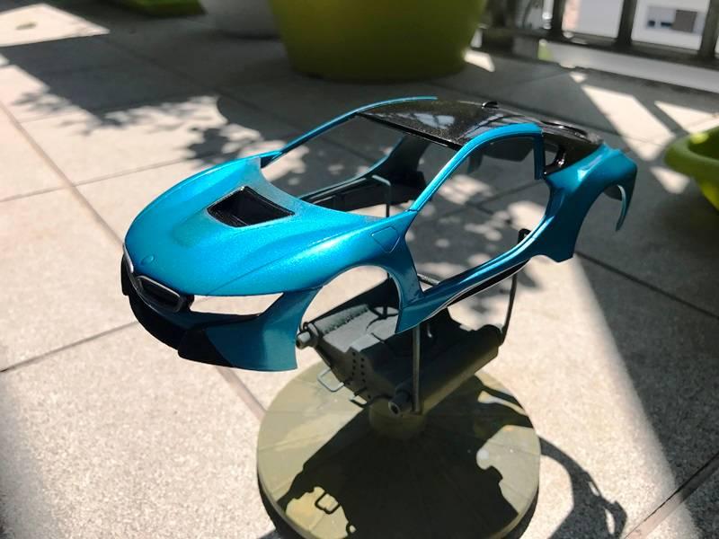 BMW i8 contra Porsche 918 Spyder REVELL 1/24 2017-06-11%2016.00.42