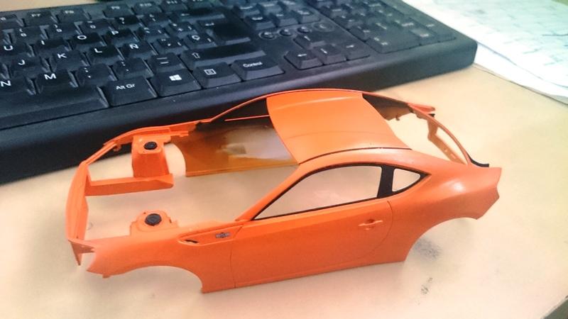 Toyota gt 86 y toyota gt 86 Rocket Bunny  Aoshima  1/24 - Página 2 DSC_0700