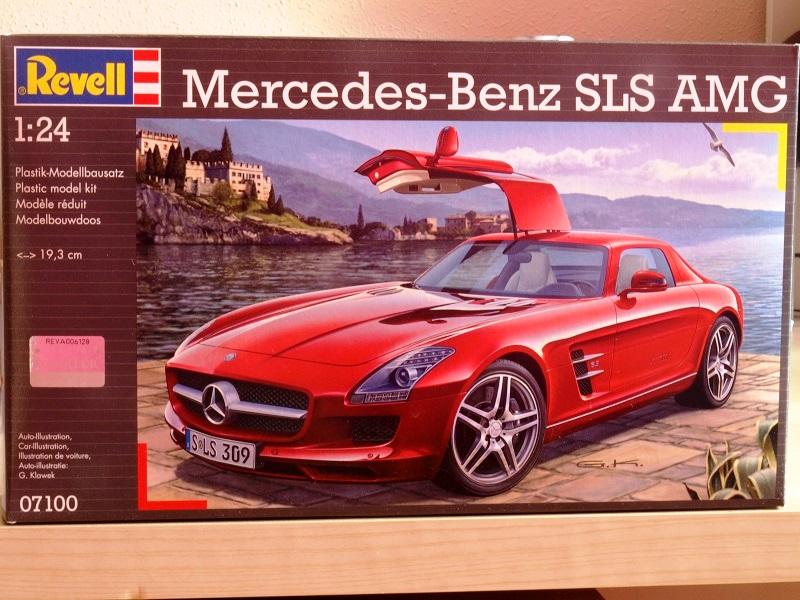 Mercedes Benz SLS AMG 1/24 Revell - Página 3 _5012484