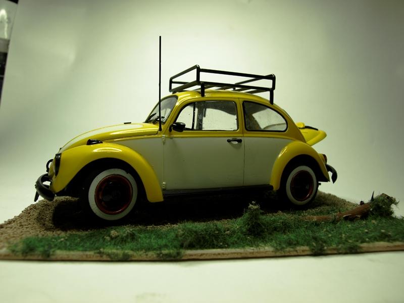 VW Beetle Limousine 1968 Revell 1/24 (Noviembre 2016) _C034814