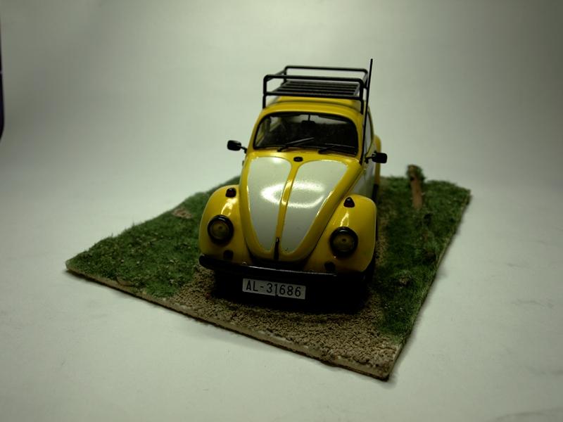 VW Beetle Limousine 1968 Revell 1/24 (Noviembre 2016) _C034815
