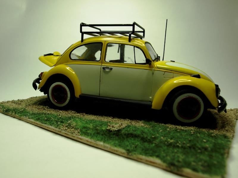 VW Beetle Limousine 1968 Revell 1/24 (Noviembre 2016) _C034816