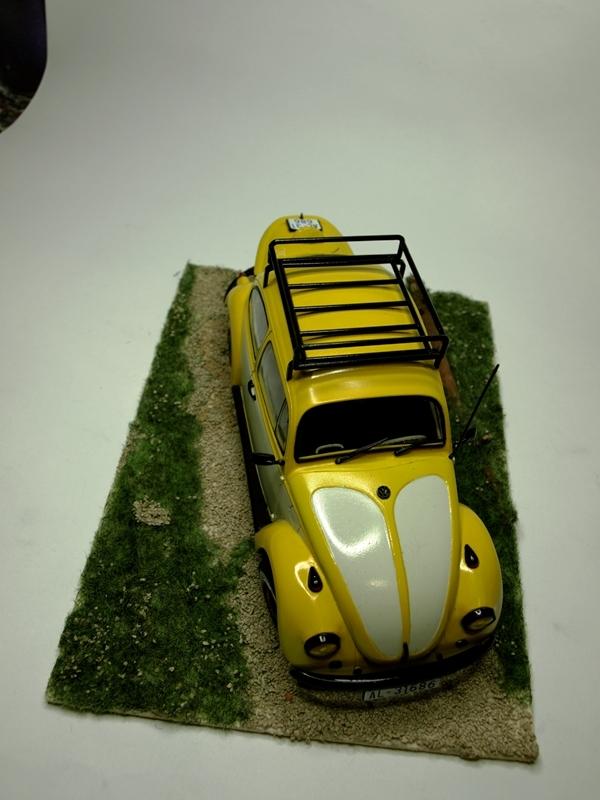 VW Beetle Limousine 1968 Revell 1/24 (Noviembre 2016) _C034818