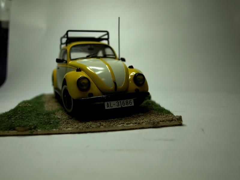 VW Beetle Limousine 1968 Revell 1/24 (Noviembre 2016) _C034820