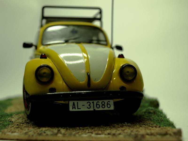 VW Beetle Limousine 1968 Revell 1/24 (Noviembre 2016) _C034824