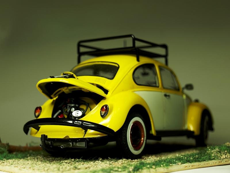 VW Beetle Limousine 1968 Revell 1/24 (Noviembre 2016) _C034829