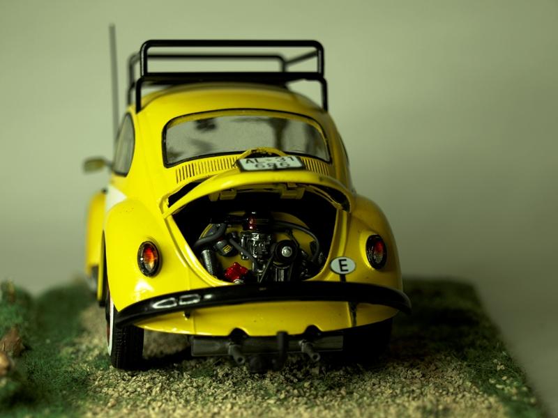 VW Beetle Limousine 1968 Revell 1/24 (Noviembre 2016) _C034832