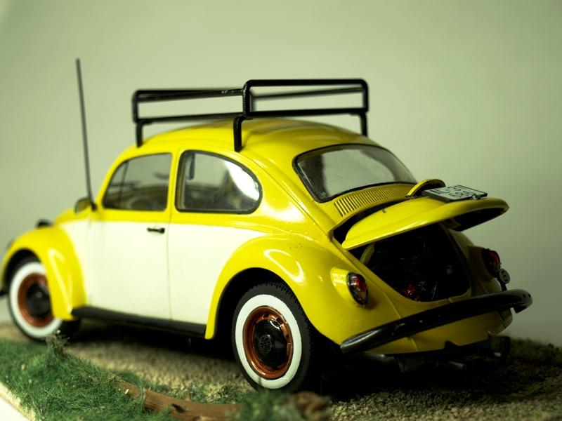 VW Beetle Limousine 1968 Revell 1/24 (Noviembre 2016) _C034833