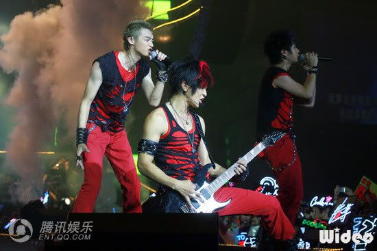 Fahrenheit HK Concert Videos/Pictures 1