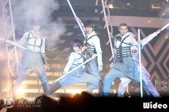 Fahrenheit HK Concert Videos/Pictures 13