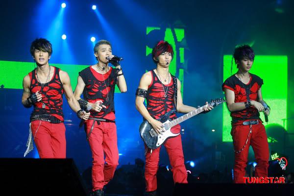 Fahrenheit HK Concert Videos/Pictures 18
