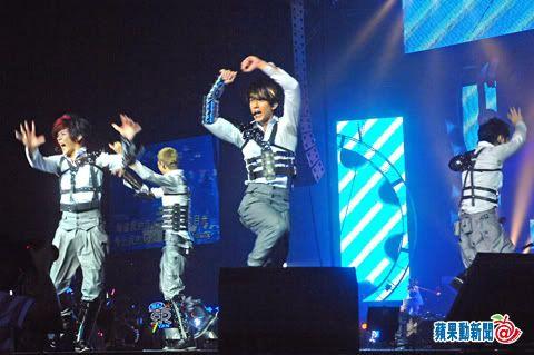 Fahrenheit HK Concert Videos/Pictures 2