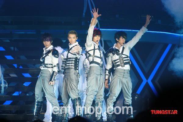 Fahrenheit HK Concert Videos/Pictures 3