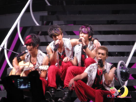 Fahrenheit HK Concert Videos/Pictures 30