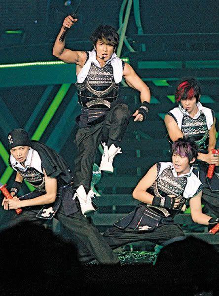 Fahrenheit HK Concert Videos/Pictures 47