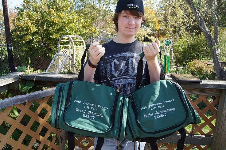 4H Fair Awardbags