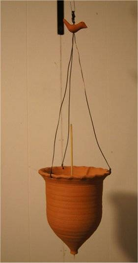 medieval watering pot Dripper