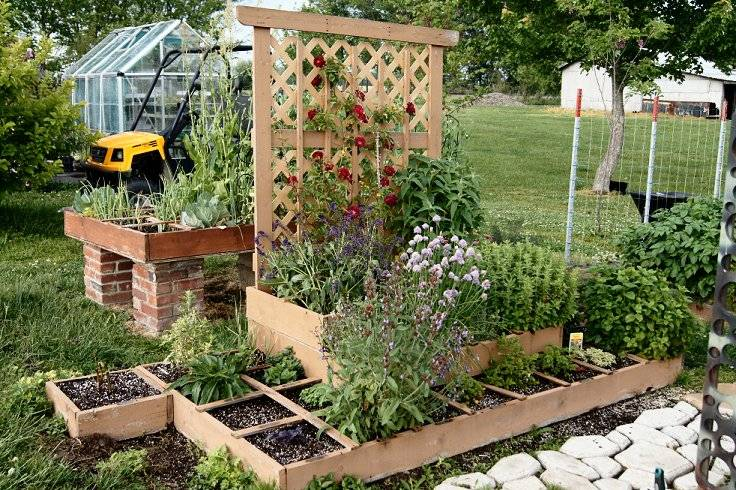 Certified Illinois Herb Garden Herbgarden
