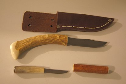 hand made knives Knife