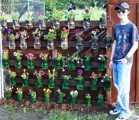 wall of flowers Wallofflowers