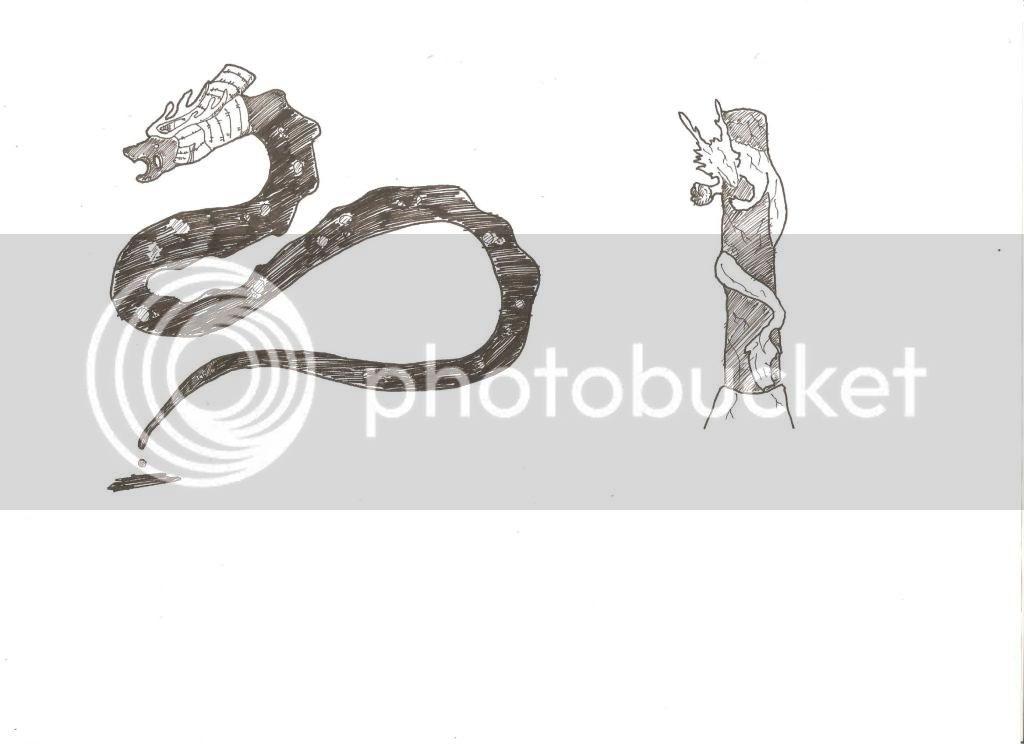 Character สัตว์เทพประจำทิศ [ Relate with Yamatano Orochi] [ข้อมูลและรูป] Seryu