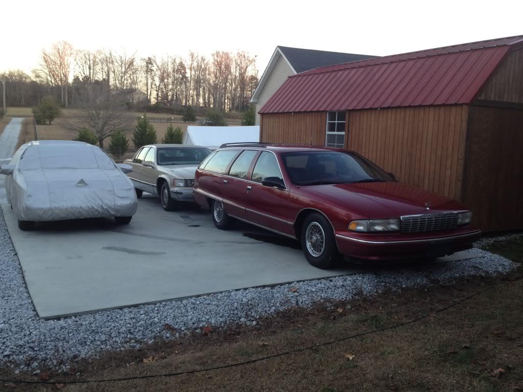 Picked up another wagon...Caprice Wagon Build Photo_zps6abbf60e