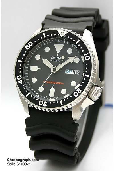 montre de baroud...seiko 5 sport  ou diver 200 SKX007K