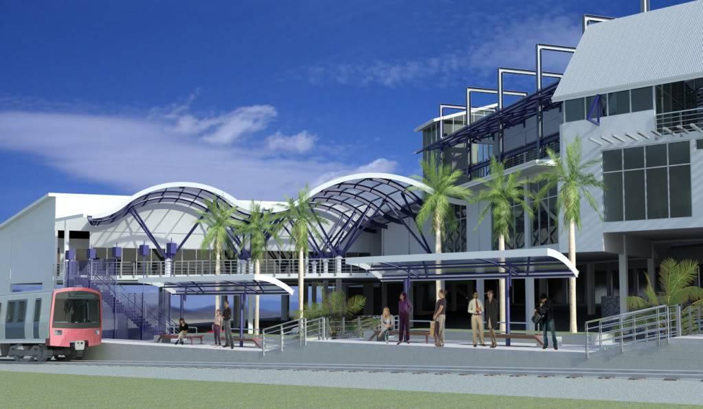 Centro Comercial Ferrocarril