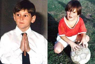 صور جميلة جدآ لميسي وهو صغير . صور اكثر من رائعه لميسي لاعب برشاونة الاسباني وهو صغير هتعجبكم جدآ  Messiasakid