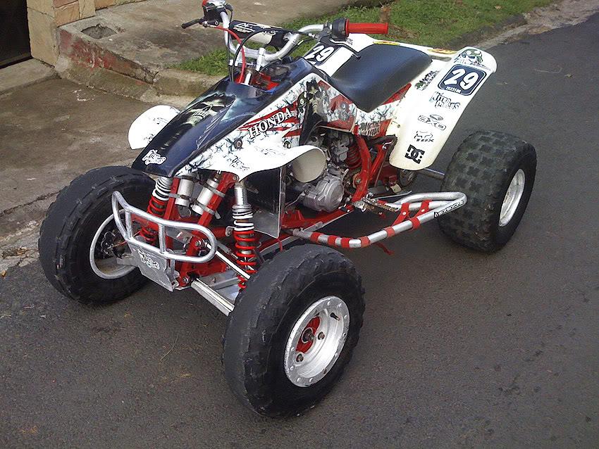 trx250r