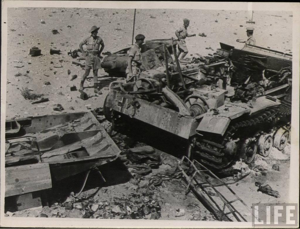 Tank Wrecks TTT