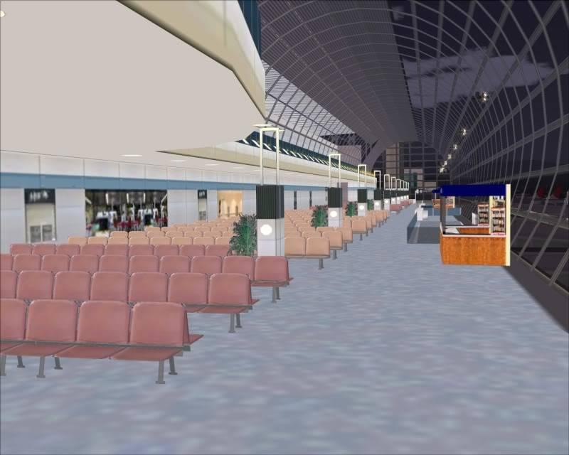 FS9 - SENDAI - AOMORI  By Tour JAPÂO,um pouco do aeroporto e decolagem.... -2008-dec-18-010