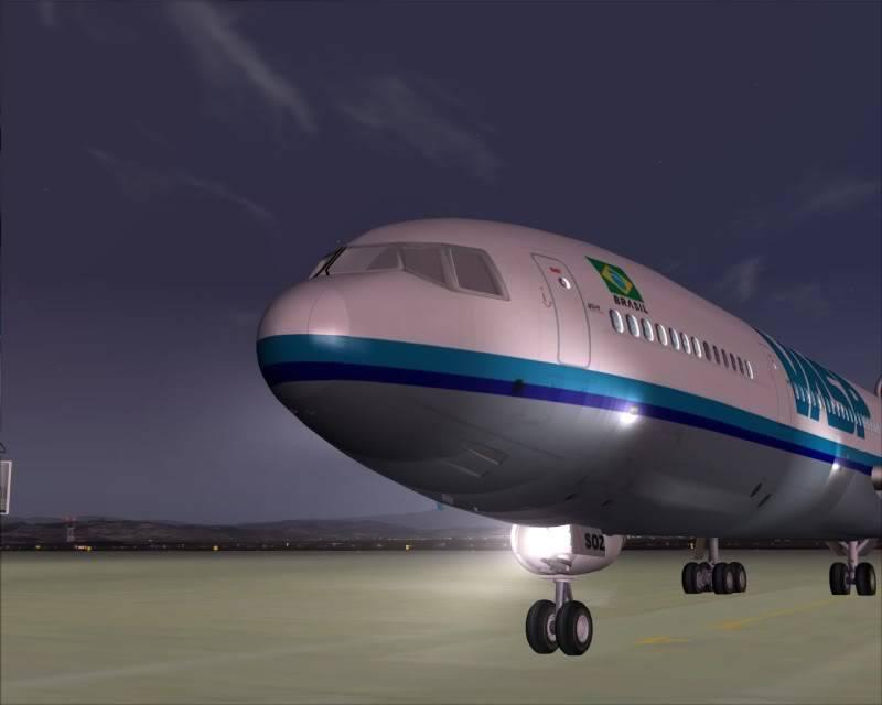FS9 - SENDAI - AOMORI  By Tour JAPÂO,um pouco do aeroporto e decolagem.... -2008-dec-18-012