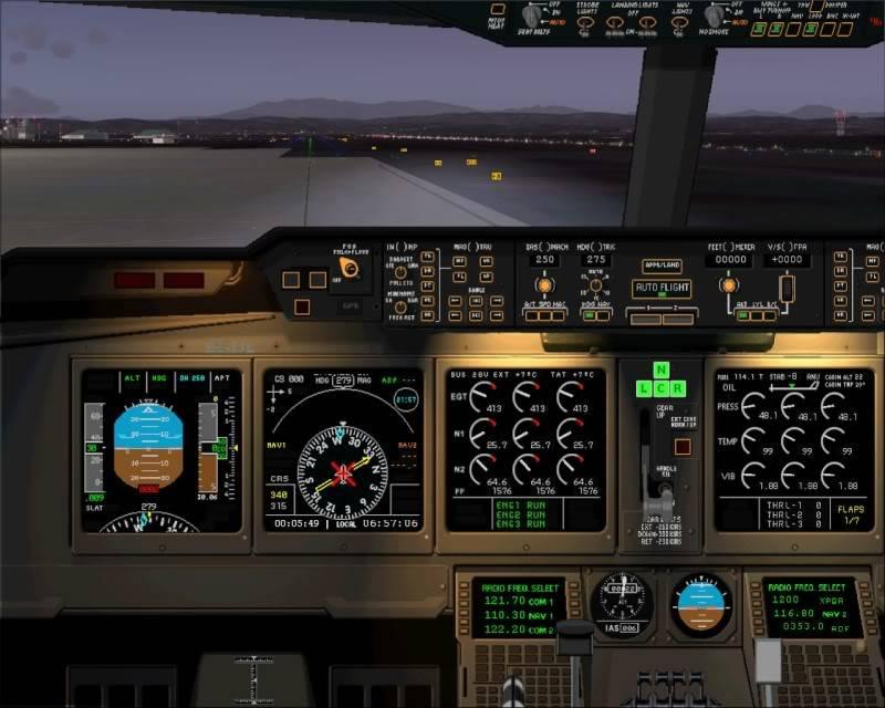 FS9 - SENDAI - AOMORI  By Tour JAPÂO,um pouco do aeroporto e decolagem.... -2008-dec-18-018