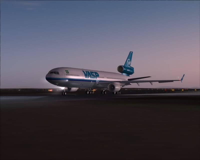 FS9 - SENDAI - AOMORI  By Tour JAPÂO,um pouco do aeroporto e decolagem.... -2008-dec-18-021
