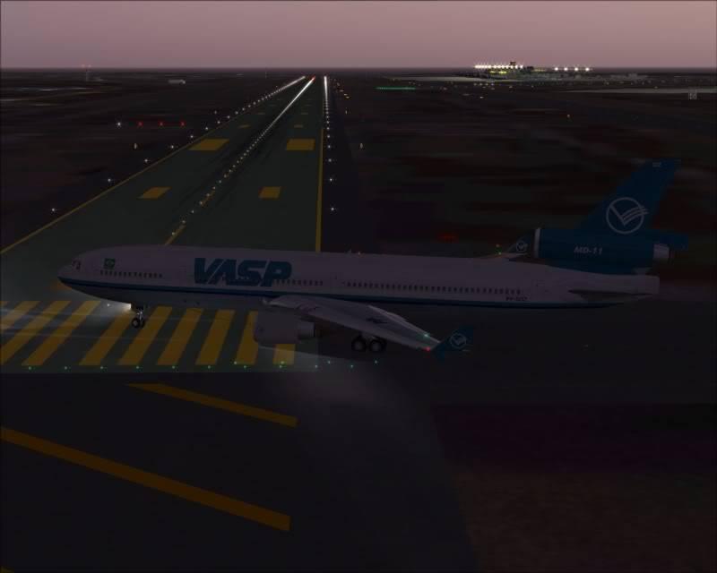 FS9 - SENDAI - AOMORI  By Tour JAPÂO,um pouco do aeroporto e decolagem.... -2008-dec-18-022