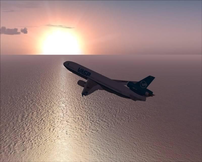 FS9 - Deixando Sendai em direção ao novo destino -2008-dec-18-031