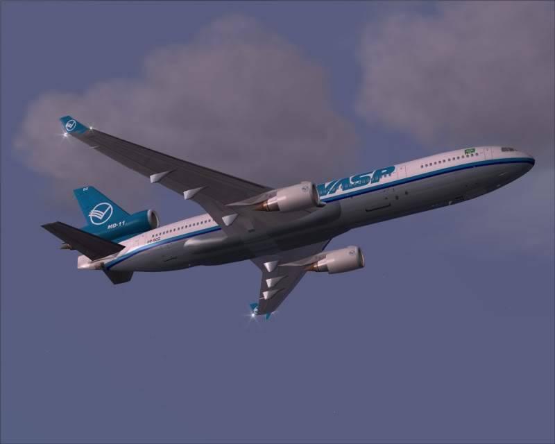 FS9 - Deixando Sendai em direção ao novo destino -2008-dec-18-036
