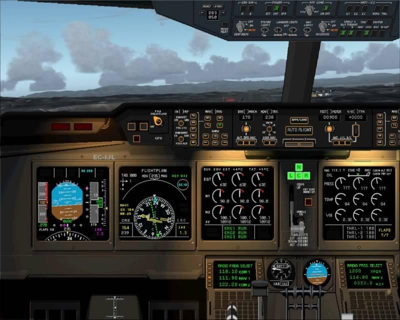 FS9 - Deixando Sendai em direção ao novo destino -2008-dec-19-059