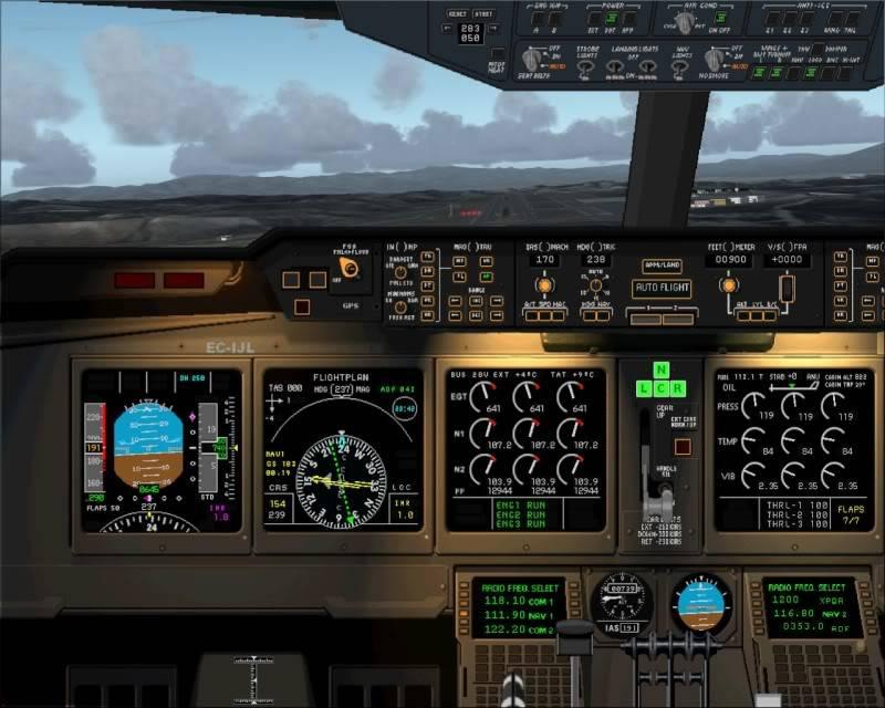 FS9 - Deixando Sendai em direção ao novo destino -2008-dec-19-060