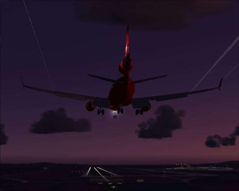 FS9 - Voando para OBIHIRO..... -2008-dec-31-131