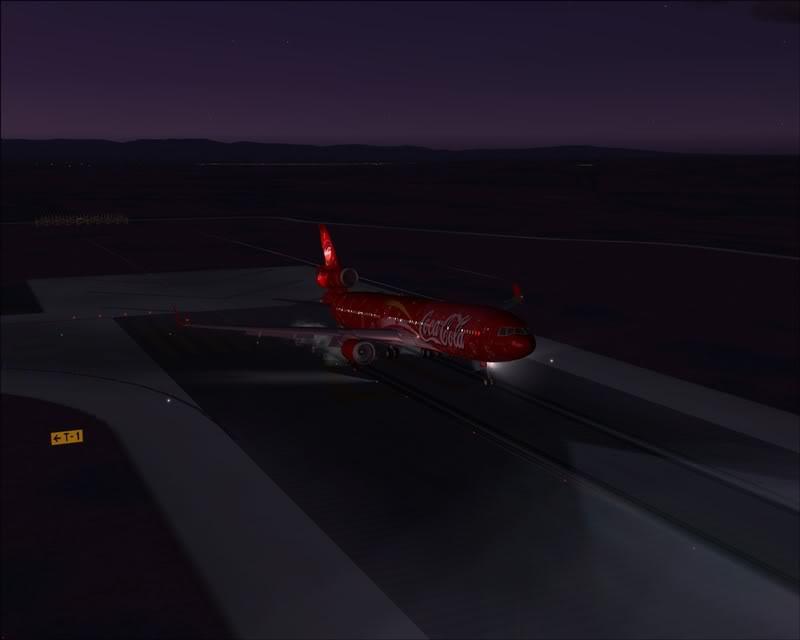 FS9 - Pouso em OBIHIRO.... muita borracha voando, lindo aeroporto -2008-dec-31-136