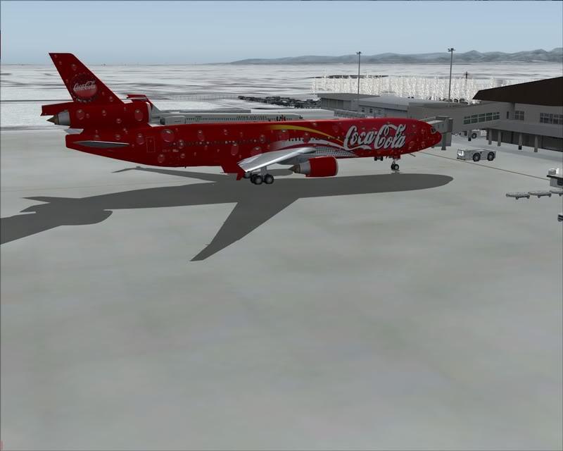 FS9 - Pouso em OBIHIRO.... muita borracha voando, lindo aeroporto -2008-dec-31-167