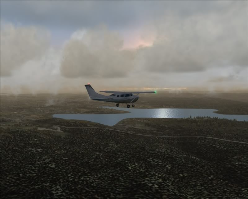 FS9 - TORP - SKIEN.. de Carenado...,antipenultima perna do Tour Noruega -2008-nov-2-011