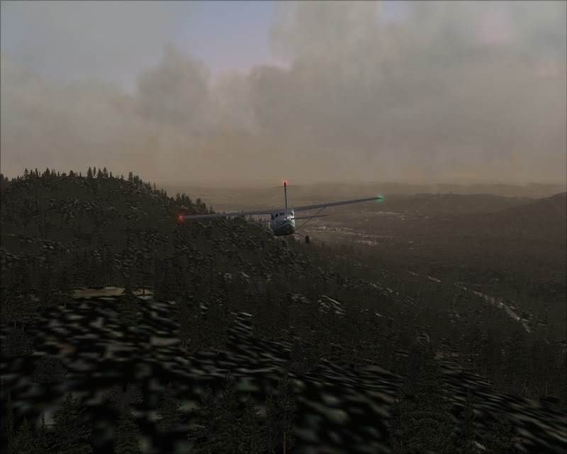 FS9 - TORP - SKIEN.. de Carenado...,antipenultima perna do Tour Noruega -2008-nov-2-019