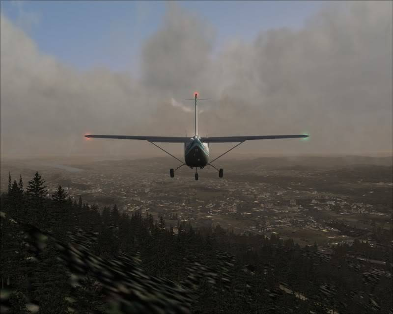 FS9 - TORP - SKIEN.. de Carenado...,antipenultima perna do Tour Noruega -2008-nov-2-020