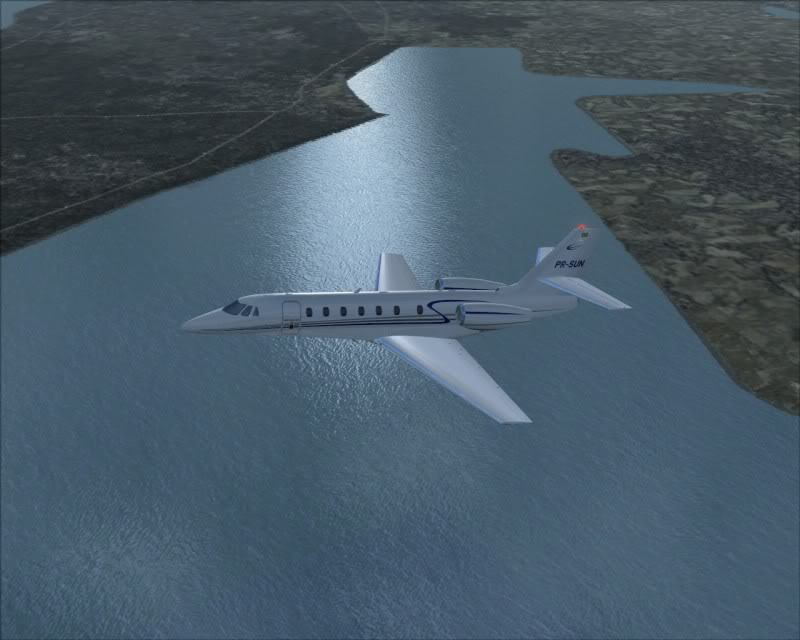 FS9 - Citation Sovereign 1º Voo Oficial x Tour JAPÂO ,Review Imagens e Testes no Incio do Tour , Parte 2... -2008-nov-29-062