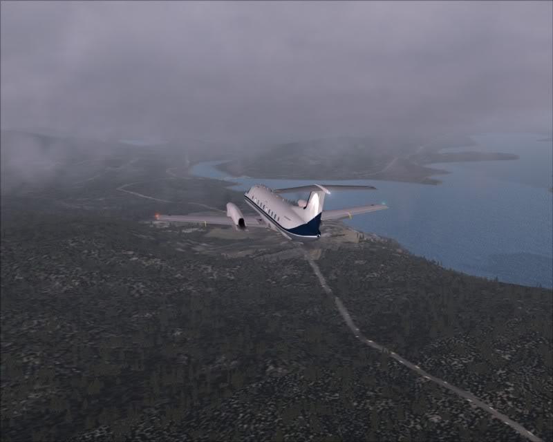 """FS9 - Tour Noruega o """"FIM"""" parte 1 , Skien - Stord.. em um belo relato -2008-nov-6-029"""