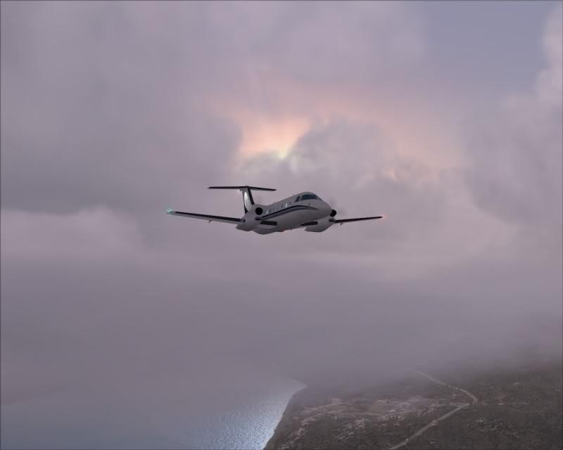 """FS9 - Tour Noruega o """"FIM"""" parte 1 , Skien - Stord.. em um belo relato -2008-nov-6-030"""