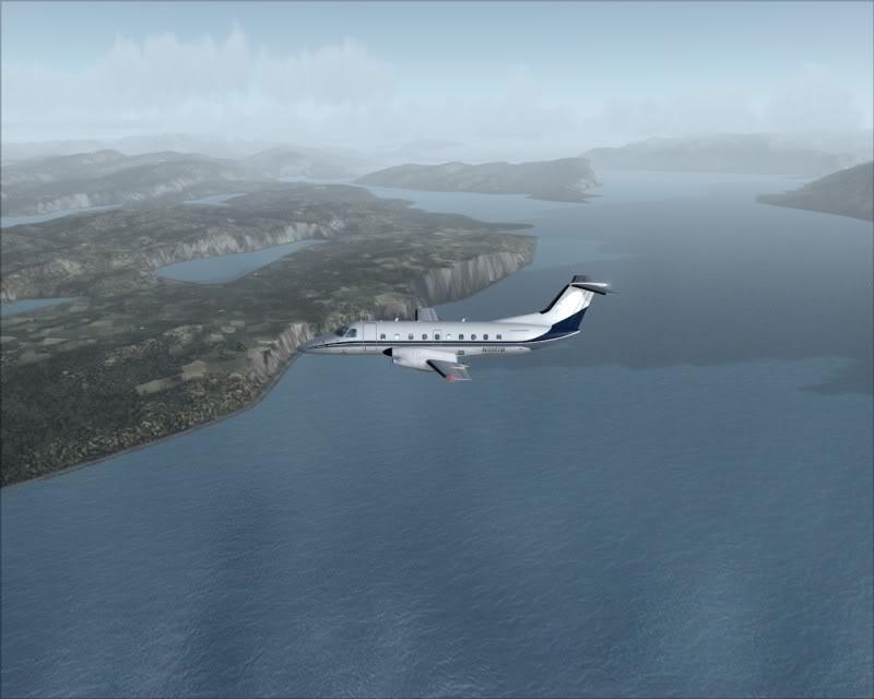"""FS9 - Tour Noruega o """"FIM"""" parte 1 , Skien - Stord.. em um belo relato -2008-nov-6-043"""